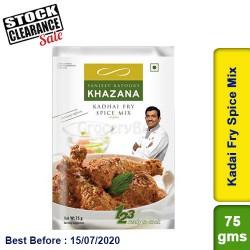 Kadai Fry Spice Mix Sanjeev Kapoor Khazana Clearance Sale