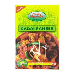 Kadai Paneer Masala Powder Curry Masters