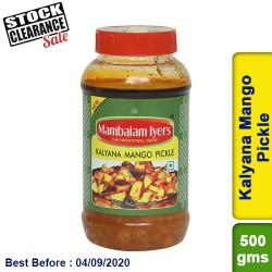 Kalyana Mango Mambalam Iyers Clearance Sale