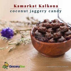 Kamarkattu Kalkona Coconut Jaggery Candy