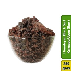 Karuppu Uppu / Himalayan Black Salt (Raw) 250g