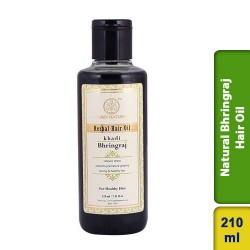 Khadi Natural Bhringraj Hair Oil 210ml