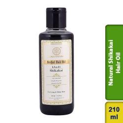 Khadi Natural Shikakai Hair Oil 210ml