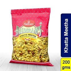 Khatta Meetha Haldirams 200g