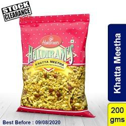 Khatta Meetha Haldirams 200g Clearance Sale