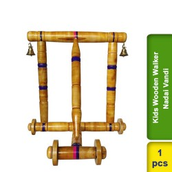 Kids Wooden Walker / Nadai Vandi