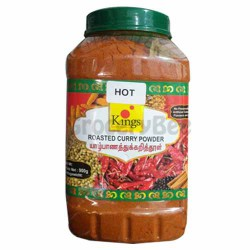 Kings Hot Roasted Curry Powder