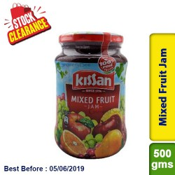 Kissan Mixed Fruit Jam Clearance Sale