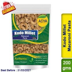 Kodo Millet Macaroni Pasta / Kodra Varagu Arikelu Clearance Sale