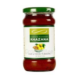 Lime and Fresh Turmeric Pickle Sanjeev Kapoor Khazana