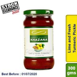 Lime and Fresh Turmeric Pickle Sanjeev Kapoor Khazana Clearance Sale