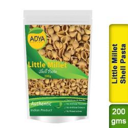 Little Millet Shell Pasta / Kutki Samai Sama
