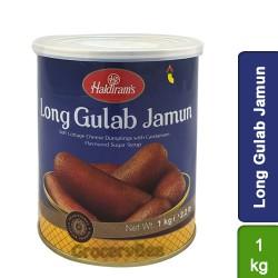 Long Gulabjamun Haldirams 1kg