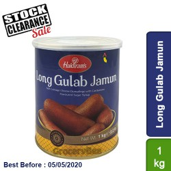Long Gulabjamun Haldirams 1kg Clearance Sale