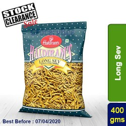 Long Sev Haldirams 400g Clearance Sale
