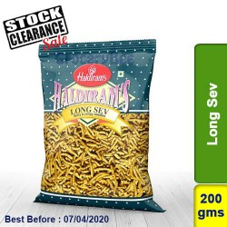 Long Sev Haldirams Clearance Sale