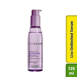 Loreal Paris Liss Serum Unlimited Evening Primrose Oil 125ml