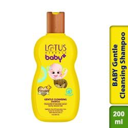 Lotus BABY Gentle Cleansing Shampoo 200ml