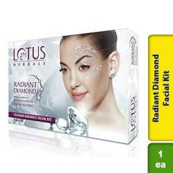 Lotus Radiant Diamond Facial Kit