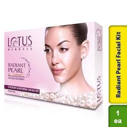 Lotus Radiant Pearl Facial Kit