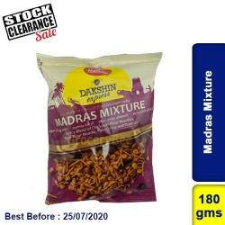 Madras Mixture Haldirams 180g Clearance Sale