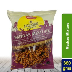 Madras Mixture Haldirams 360g