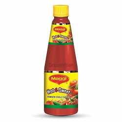 Maggi Hot & Sweet Sauce 1L