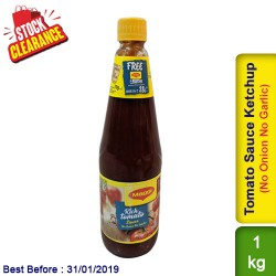Maggi Rich Tomato Sauce Ketchup 1Ltr Clearance Sale