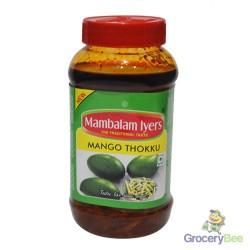 Mango Gravy Thokku