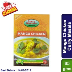 Mango Chicken Curry Masala Powder Curry Masters - Clearance Sale