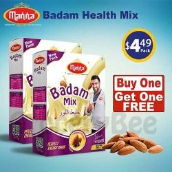 Manna Badam Health Mix