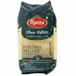 Manna Foxtail Kangni Tenai Korra Millet 1kg