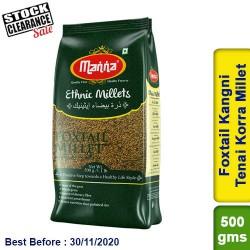 Manna Foxtail Kangni Tenai Korra Millet Clearance Sale