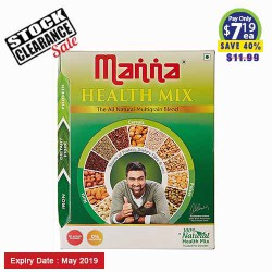 Manna Health Mix 1kg Clearance Sale