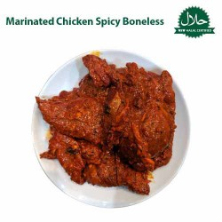 Marinated Chicken Spicy Boneless