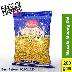 Masala Moong Dal Haldirams 200g Clearance Sale