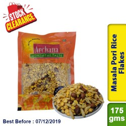 Masala Pori Rice Flakes Archana Sweets - Clearance Sale