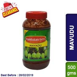 Mavudu Mambalam Iyers Clearance Sale