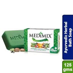 Medimix Ayurvedic Herbal Soap 125g - 18 herbs