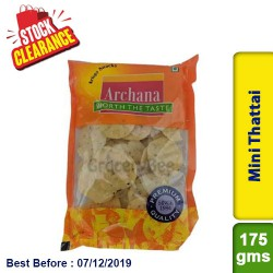 Mini Thattai Archana Sweets - Clearance Sale
