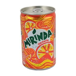 Mirinda Orange Can