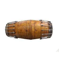 Mridangam Mruthangam Miruthangam Carnatic Music Instrument 24 Inch Nut Bolt