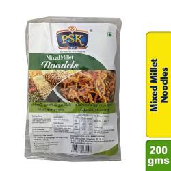 Mixed Millet Noodles Healthy Fiber Rich
