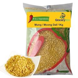 Moong Dal 1Kg M&J