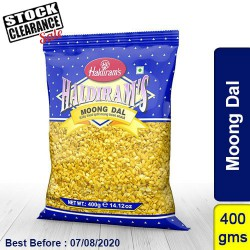 Moong Dal Haldirams 400g Clearance Sale