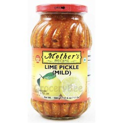 Mother's Lime Pickle Mild