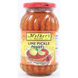Mother's Lime Pickle Hot