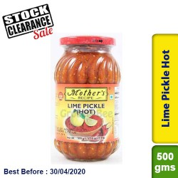 Mother's Lime Pickle Hot Clearance Sale