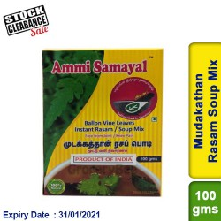 Mudakathan Balloon Vine leaves Agniballi Buddakakara Rasam Soup Mix Clearance Sale