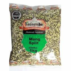 Mung Beans Split Chilka 1Kg